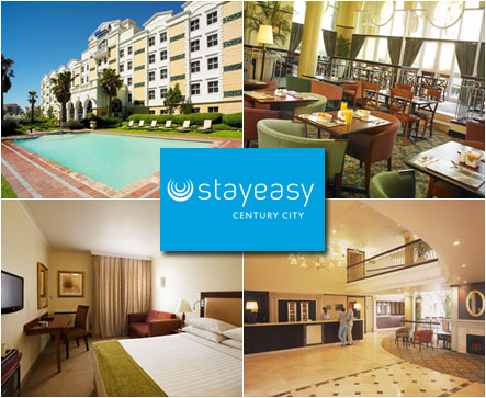 la qualité d'abord nouvelle version officiel Stay Easy Century City - Accommodation - SAAFoST 2017